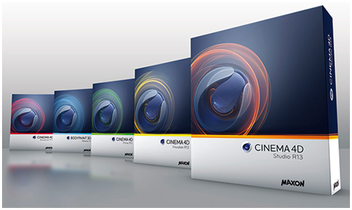 Cinema 4D Release 13 is out now!
