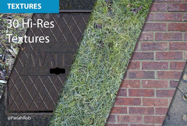 Free Textures | 30 Hi-Res Textures