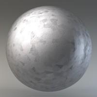 0010 - Galvanised Zinc