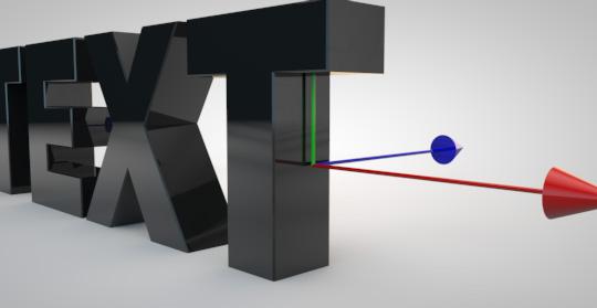 Tutorial 12 | MoText Centre Z Axis