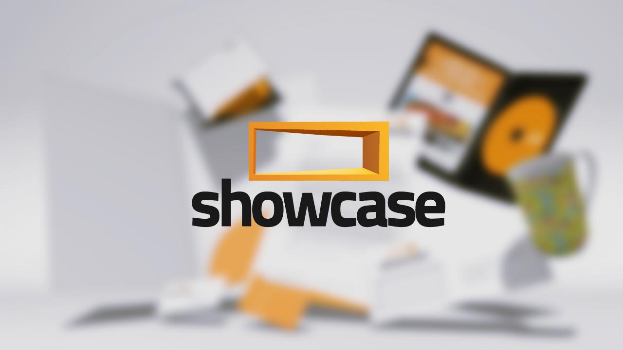 Showcase | Business Edition (C4D Preset)