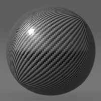 Carbon Fiber VRayforC4D Material