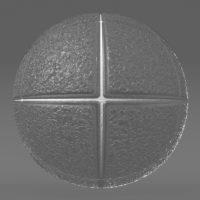 Glass Brick VRayforC4D Material