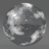 Cloudy Ice VRayforC4D Material