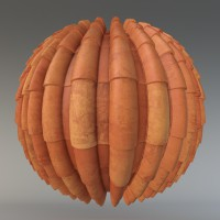 0005 - Clay Roof Tiles S-Type