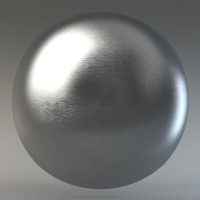0019 - Brushed Aluminium
