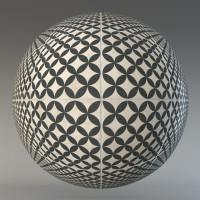 0030 - Bokeh Tiles