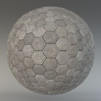 0032 - Paving Hexagon IC