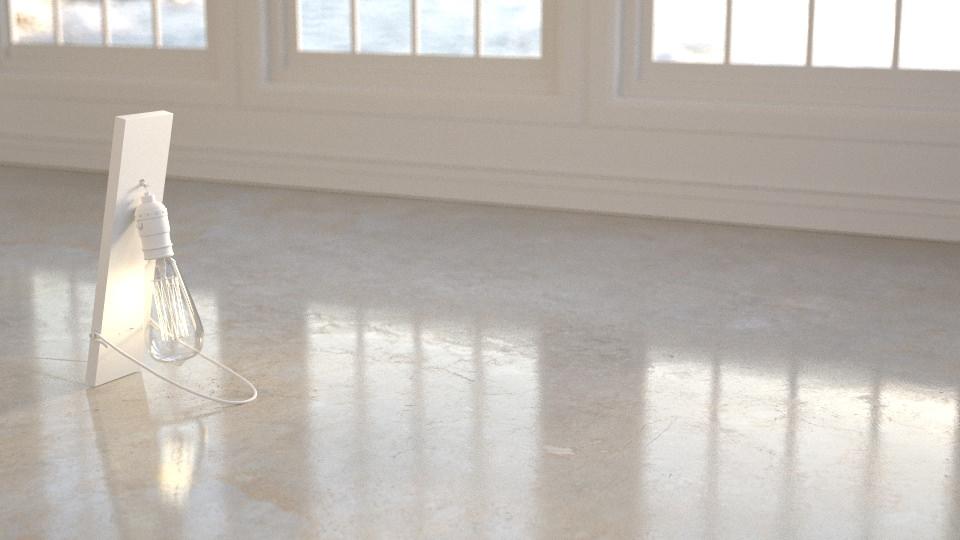 White Marble (0044) - Sunlight