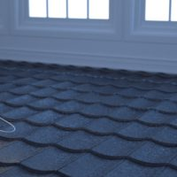 Decra Roof Riles (0052) – Overcast