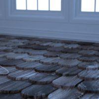 Wooden Shingles (0053) – Overcast