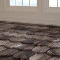 Wooden Shingles (0053) – Sunlight