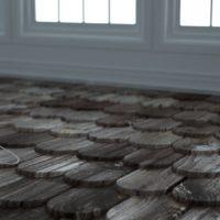 Wooden Shingles (0053) – Dusk