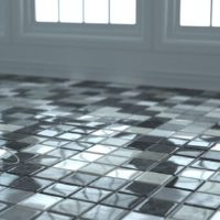 BW Mosaic (0059) – Dusk