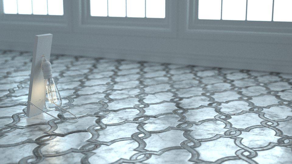 Colony Tiles (0062) - Dusk