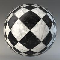 Black & White Marble Tiles (0063) – Preview