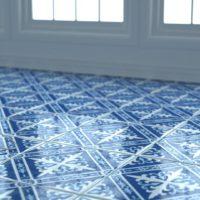 Lisbon Tiles (0074) – Dusk