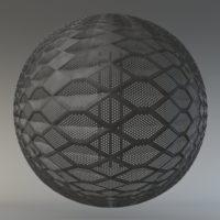 Plastic Grid (0075) – Preview