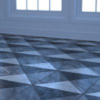 SP Diamond Tiles (0076) – Overcast