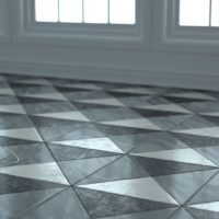 SP Diamond Tiles (0076) – Dusk